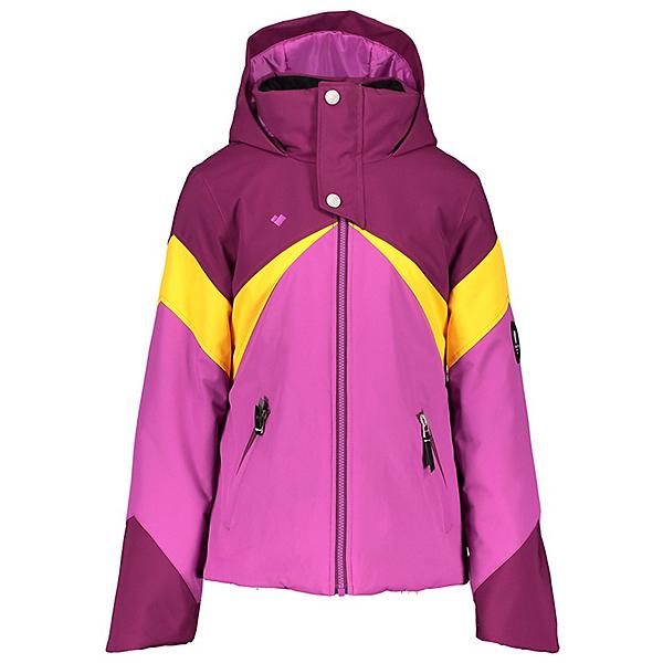 Obermeyer Tabor Girls Ski Jacket 2021, Cactus Flower, 600