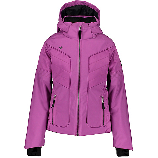 Obermeyer Rayla Girls Ski Jacket 2021, Cactus Flower, 600
