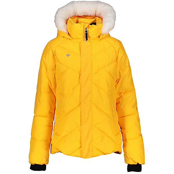Obermeyer Meghan Girls Ski Jacket 2021, Mango!, 600