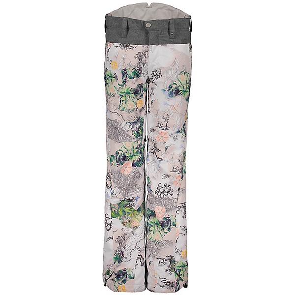 Obermeyer Jessi Girls Ski Pants 2021, Tell Me A Story, 600