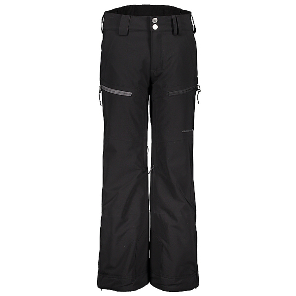Obermeyer Parker Kids Ski Pants 2021, Black, 600