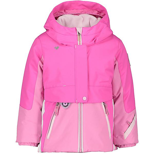 Obermeyer Stormy Toddler Girls Ski Jacket 2021, Pink Pwr, 600