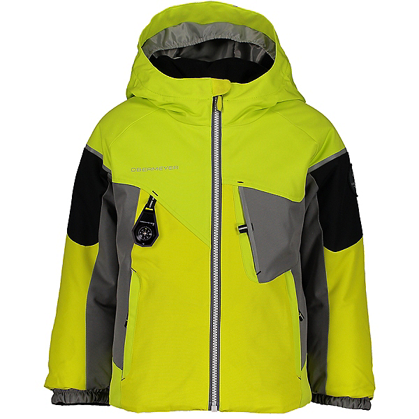 Obermeyer Orb Toddler Ski Jacket 2021, Flash Bulb, 600