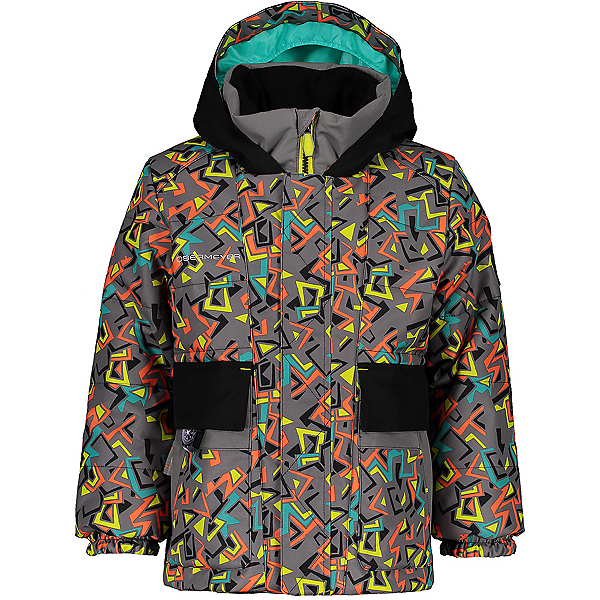 Obermeyer M-Way Toddler Ski Jacket 2021, Throwback, 600