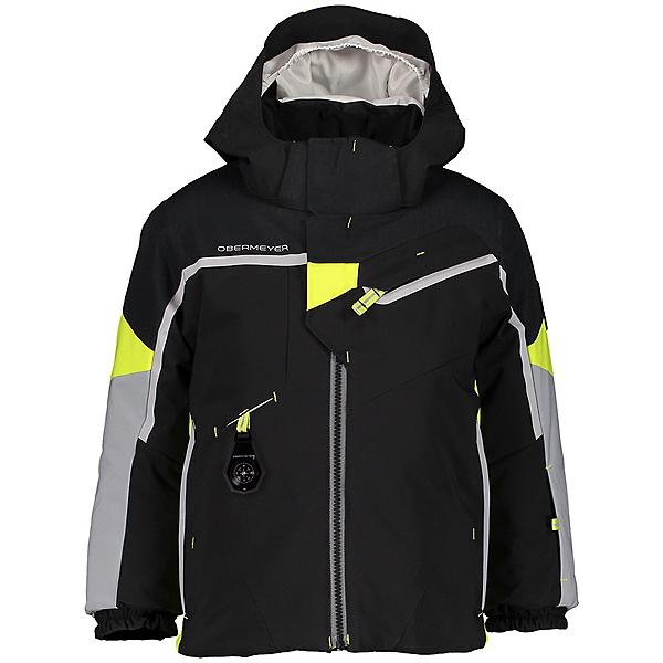 Obermeyer Formation Toddler Ski Jacket 2021, Black, 600