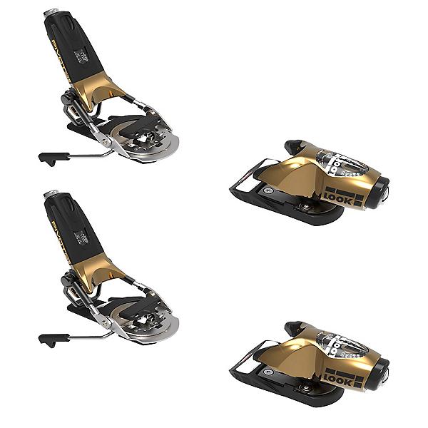 Look Pivot 15 GW Ski Bindings, Gold, 600