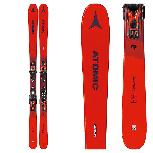 Atomic Vantage 83 R Skis with L 10 GW Bindings 2020, , 600