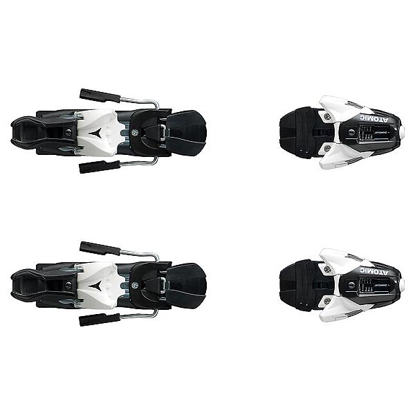Atomic Z 10 Junior Ski Bindings 2020, Black-White, 600
