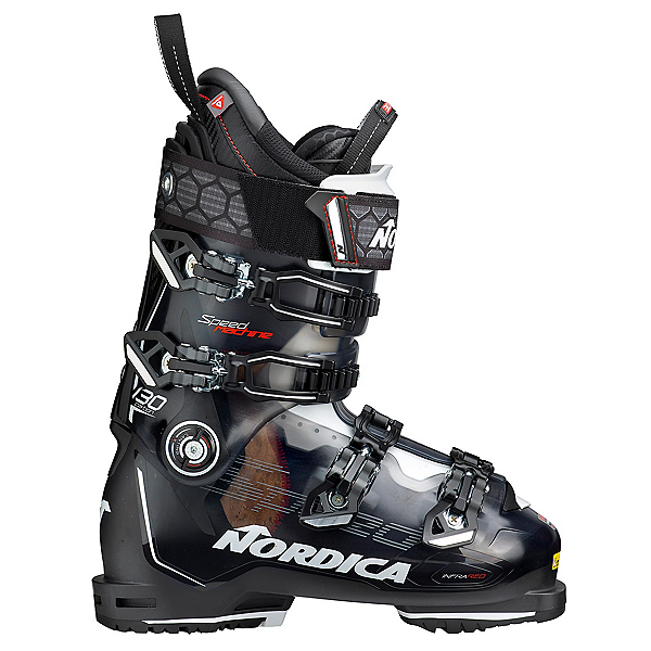 Nordica Speedmachine 130 Carbon GW Ski Boots 2020, Black, 600