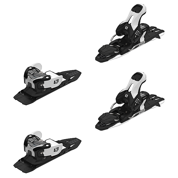 Salomon Warden 11 Demo Ski Bindings, Black-White, 600