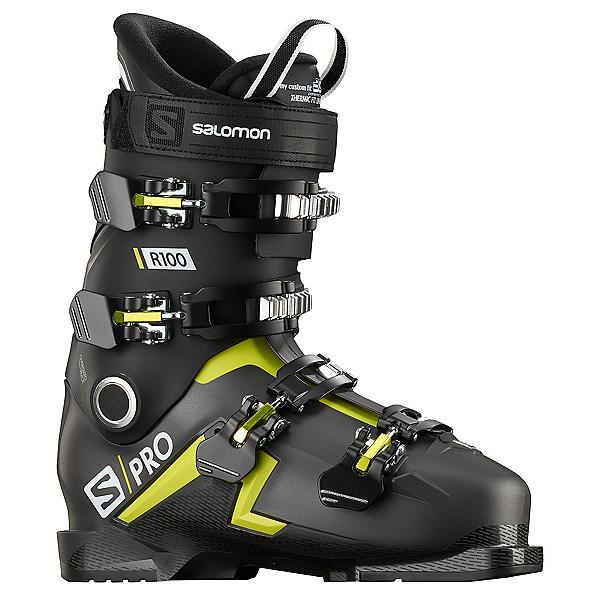 Salomon S/Pro R 100 Ski Boots 2020, Belluga-Black, 600