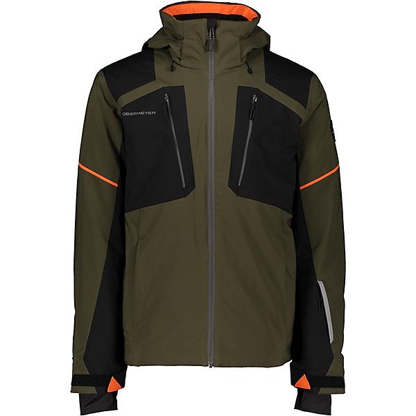 Obermeyer Foundation Mens Insulated Ski Jacket 2021, Off Duty, 600