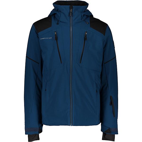 Obermeyer Foundation Mens Insulated Ski Jacket 2021, Passport, 600