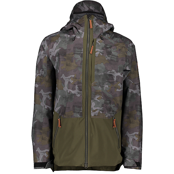 Obermeyer Chandler Mens Shell Ski Jacket 2021, , 600