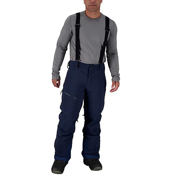 Obermeyer Force Suspender - Short Mens Ski Pants 2021 2022, Admiral, 600