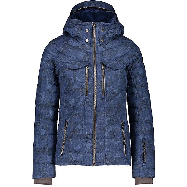 Obermeyer Devon Down Womens Insulated Ski Jacket, Hometown Camo, 600