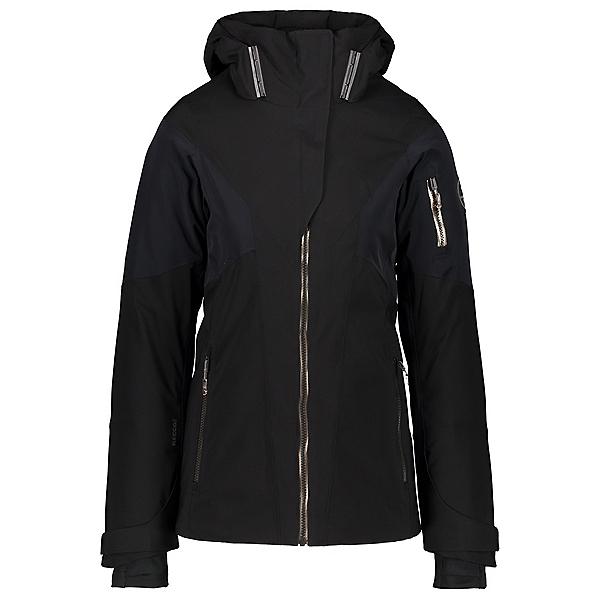 Obermeyer Yuki Womens Insulated Ski Jacket, Black, 600