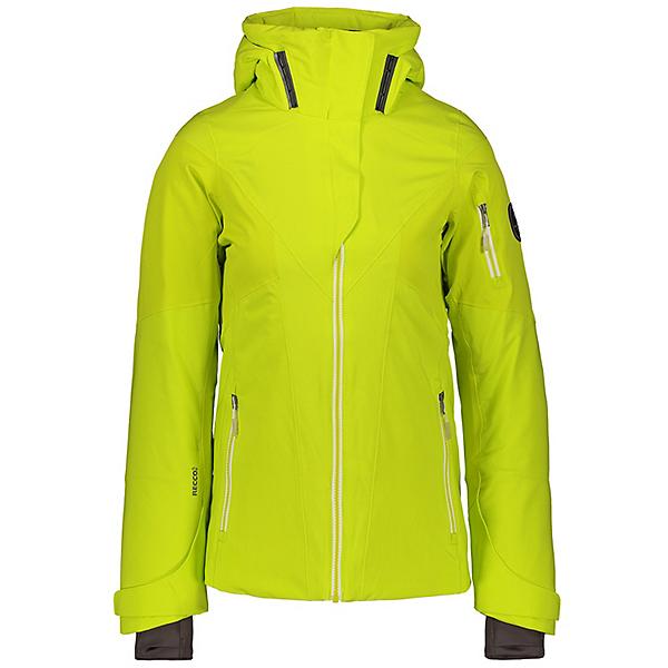 Obermeyer Yuki Womens Insulated Ski Jacket, Zesty, 600