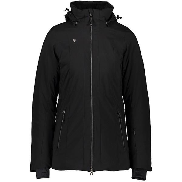 Obermeyer Siren Womens Insulated Ski Jacket 2021, Black, 600