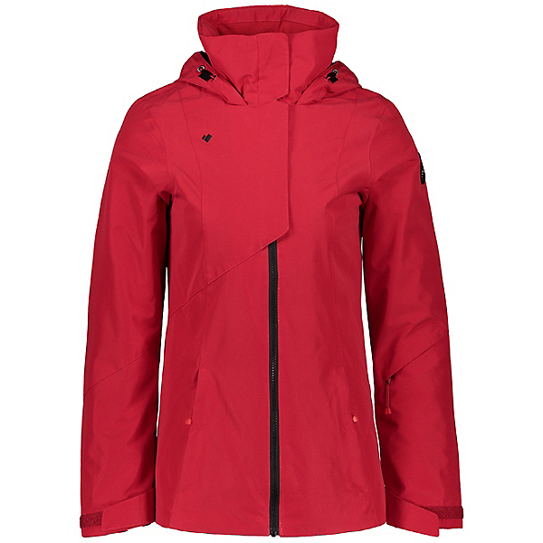 Obermeyer Teagan System Womens Insulated Ski Jacket, Rival Red, 600