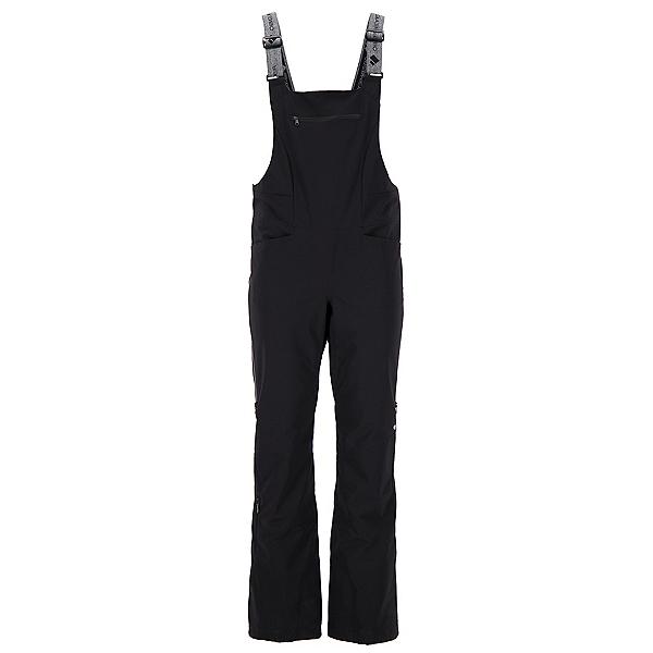 Obermeyer Felicity Bib Womens Ski Pants, Black, 600