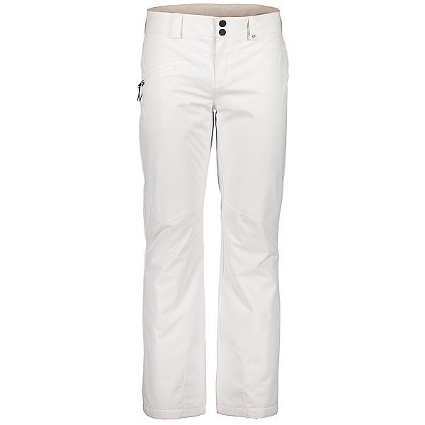 Obermeyer Malta Womens Ski Pants, White, 600