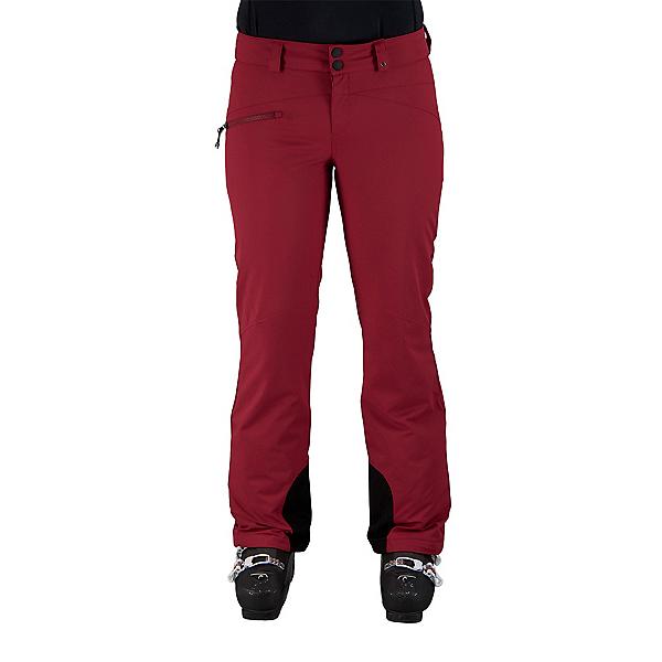 Obermeyer Malta Womens Ski Pants 2022, Currant, 600