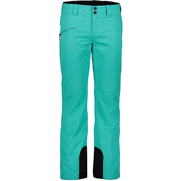 Obermeyer Malta - Short Womens Ski Pants, Off Tropic, 600