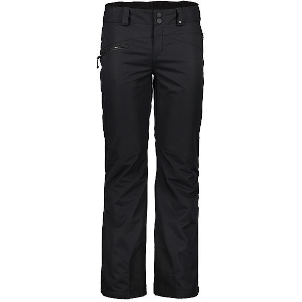 Obermeyer Malta - Short Womens Ski Pants, Black, 600