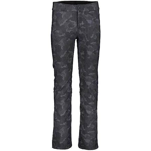 Obermeyer Printed Bond Womens Ski Pants, Dark Denim Camo, 600