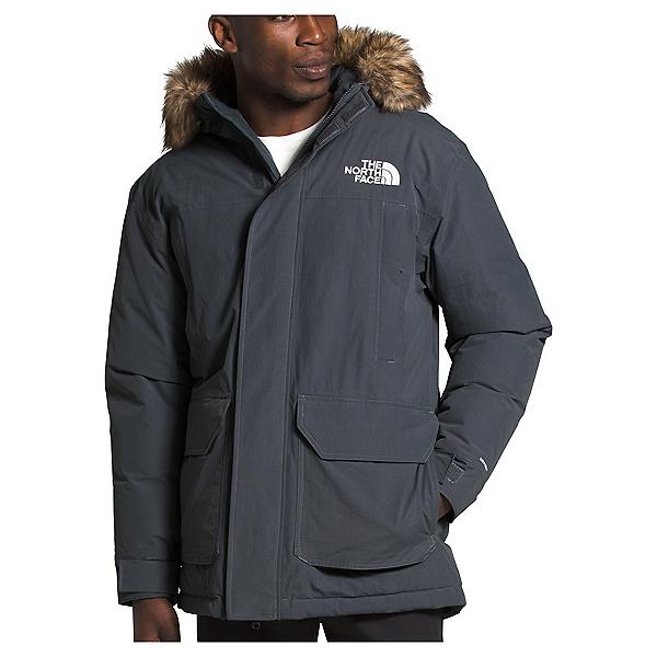 The North Face McMurdo Parka Mens Jacket, Vanadis Grey, 600