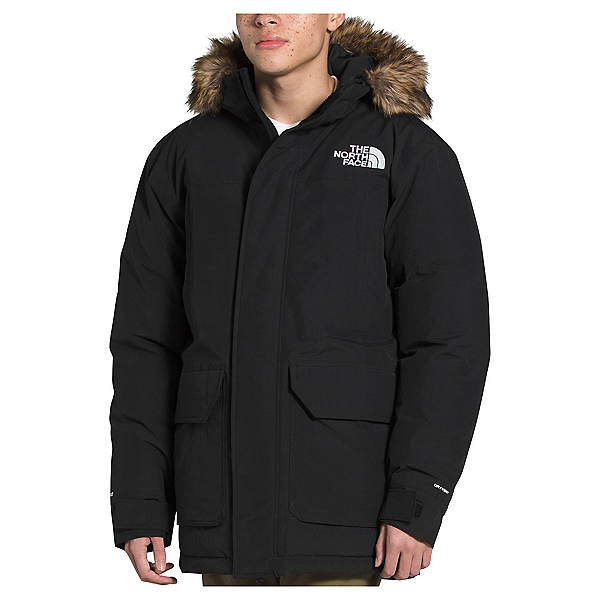 The North Face McMurdo Parka Mens Jacket, TNF Black, 600