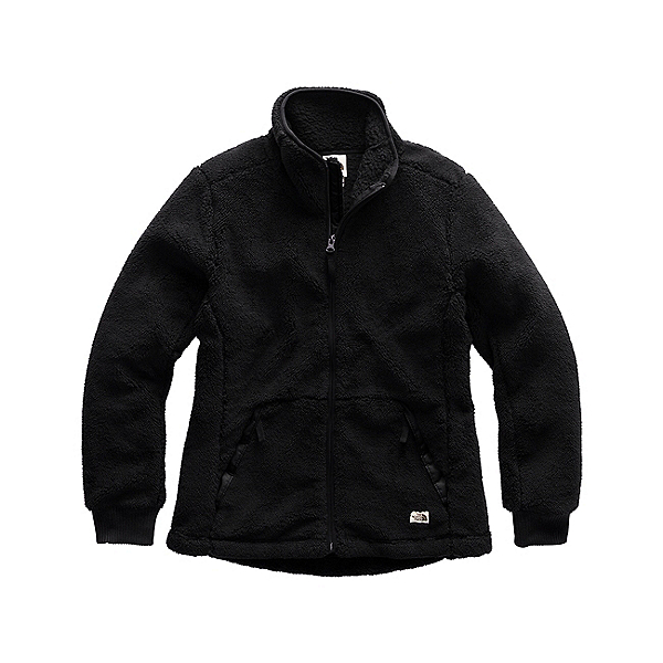 The North Face Campshire Full Zip Womens Jacket, TNF Black, 600
