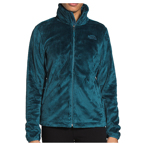 The North Face Osito Womens Jacket, Mallard Blue, 600