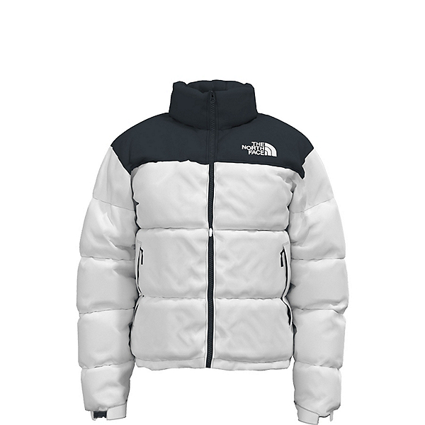 The North Face 1996 Retro Nuptse Mens Jacket 2022, TNF White, 600