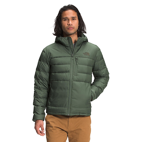 The North Face Aconcagua 2 Mens Hoodie 2022, Thyme, 600