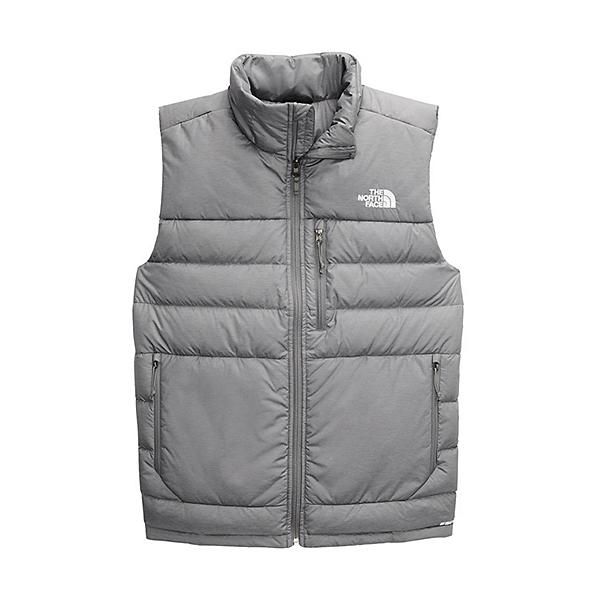 The North Face Aconcagua 2 Mens Vest, TNF Medium Grey Heather, 600