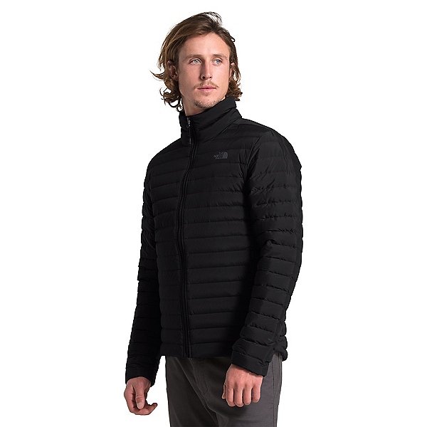 The North Face Stretch Down Mens Jacket 2022, TNF Black, 600