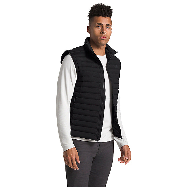 The North Face Stretch Down Mens Vest, , 600