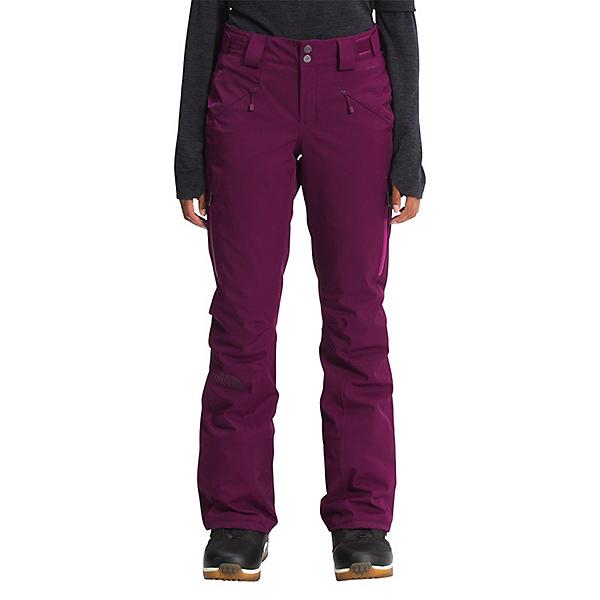 The North Face Lenado Womens Ski Pants 2022, Pamplona Purple, 600