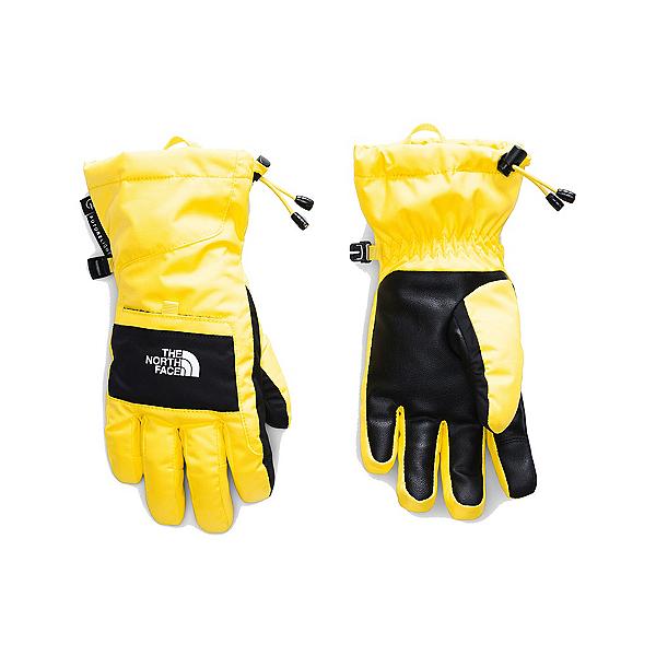 The North Face Montana FUTURELIGHT Etip Kids Gloves, Lightning Yellow, 600