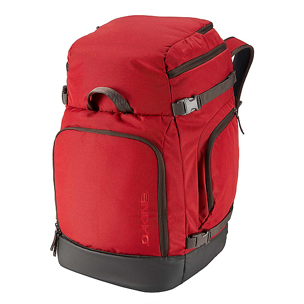 Dakine Boot Pack DLX 75l Ski Boot Bag, Deep Red, 600
