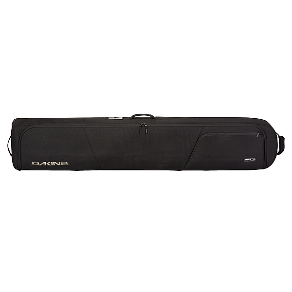 Dakine Low Roller 175 Wheeled Snowboard Bag, Black, 600