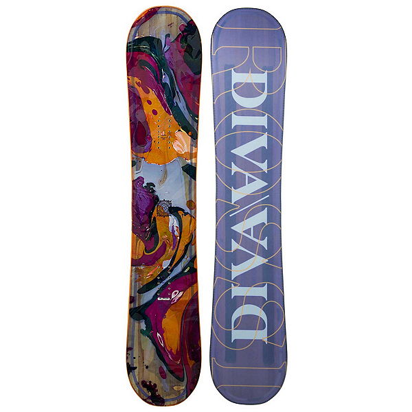 Rossignol Diva LF Womens Snowboard, , 600