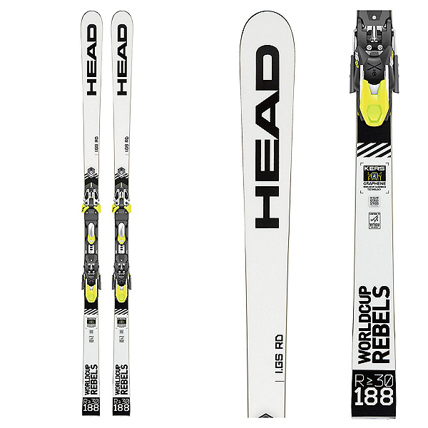 Head WC Rebels iGS RD SW WCR Race Skis 2020, , 600