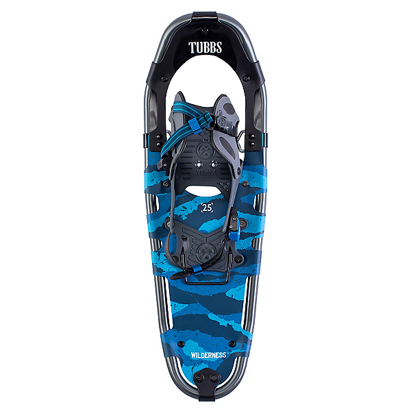 Tubbs Wilderness Snowshoes, Blue, 600