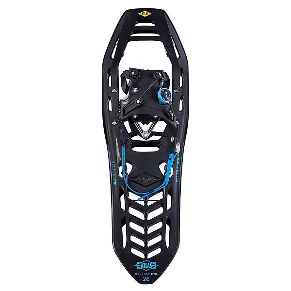 Atlas Helium-MTN Snowshoes 2022, Black-Blue, 600