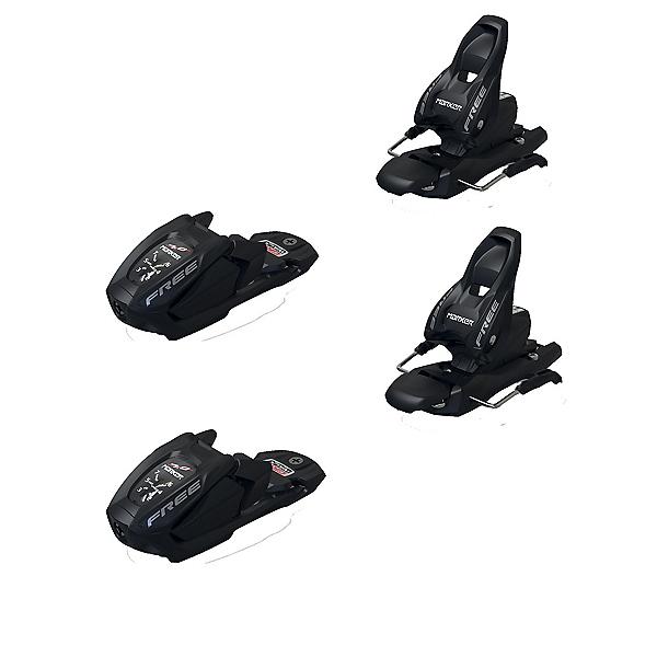 Marker Free 7 Junior Ski Bindings, Black, 600