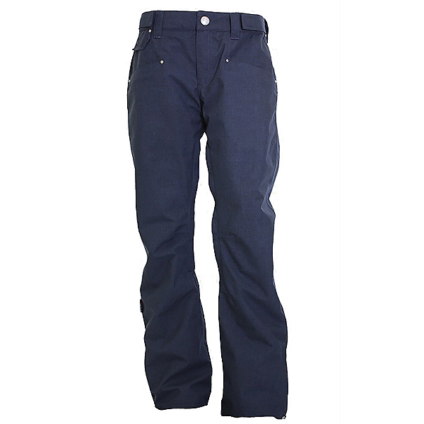 Turbine E2F Mens Snowboard Pants 2021, Mako Blue, 600