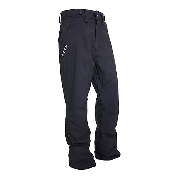 Turbine Go-2 Womens Snowboard Pants 2022, Black, 600